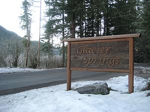 Glacier Springs WA